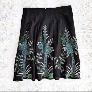 d60f53de2e Essentiel Antwerp · Essentiel Antwerp embroidered skirt